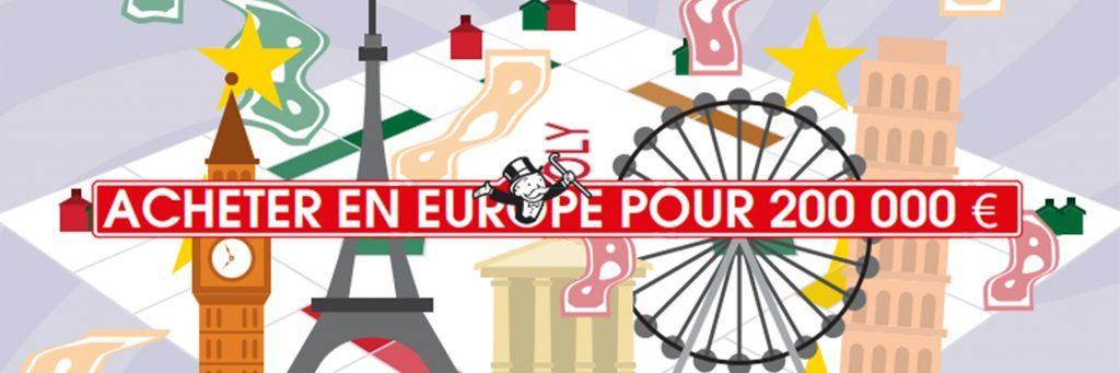 Acheter en Europe pour 200 000 euros : Pourquoi investir à l'étranger peut être un meilleur choix
