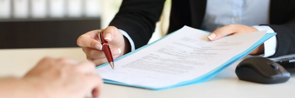 Documents à fournir pour la signature d'un contrat de travail