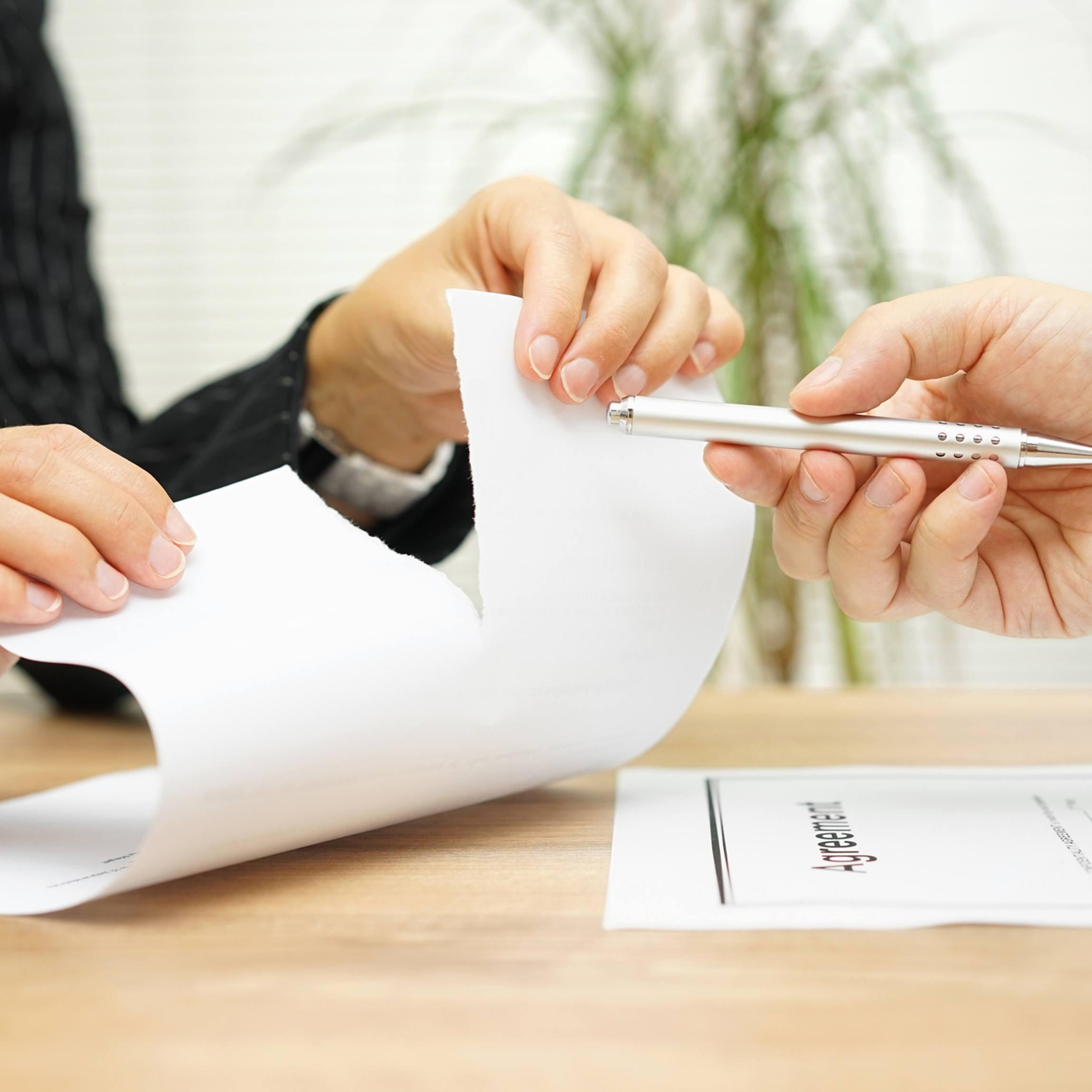 2bcd9e4e736 Non-respect du contrat de travail   que faire   - Guide complet (2019)