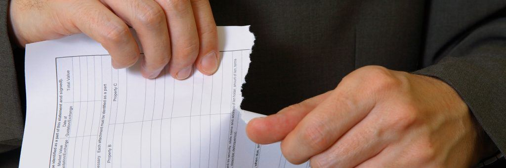 Résiliation Anticipée Du Bail Précaire Conditions Et Modèle