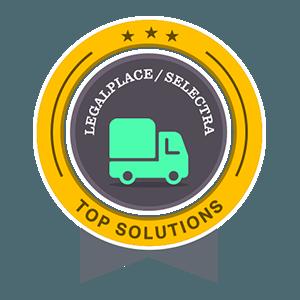 LegalPlace et Selectra vous présentent leur top des solutions de déménagement