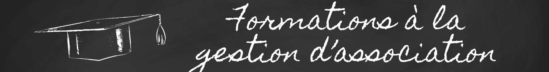 Formations d'aide à la gestion d'association