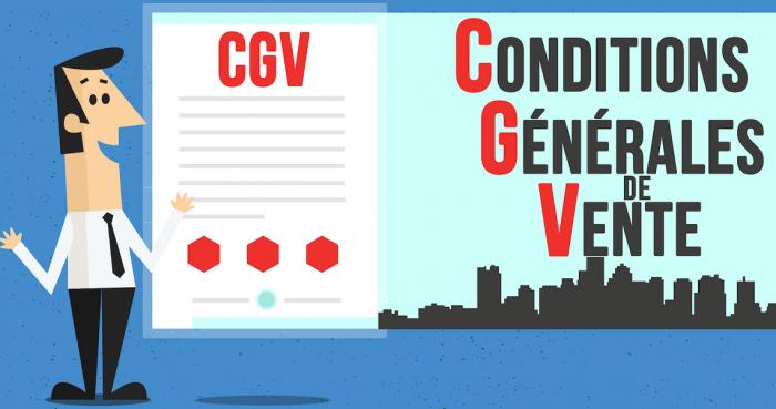 Conditions Generales De Vente Cgv Guide Complet