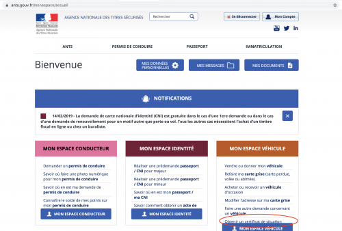 Certificat De Non Gage Et Ants Obtenez Le En 1 Clic